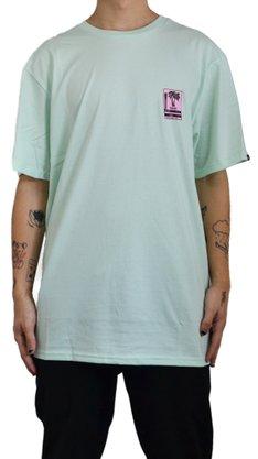 Camiseta Vans Matchbook Verde Água