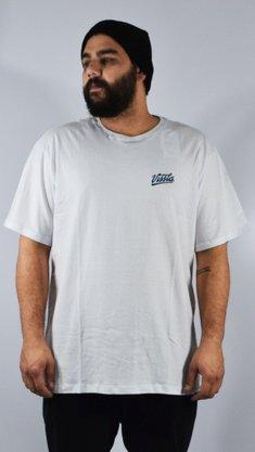 Camiseta Vissla Home Run Big Branco