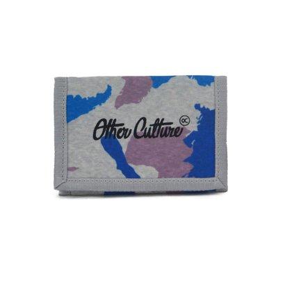 Carteira Other Culture Camo Colors Cinza