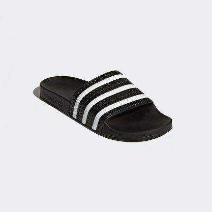 Chinelo Adidas Adilette Preto/Branco