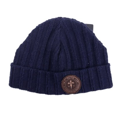 Gorro Faith The Fearlees Azul Marinho