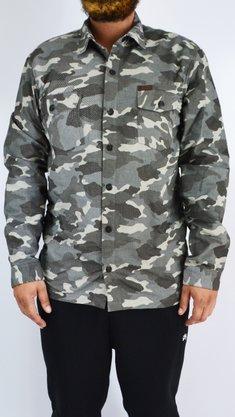 Jaqueta Camisa Freesurf Cam Camuflado