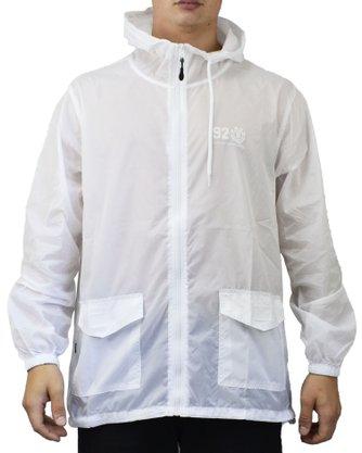 Jaqueta Corta-Vento Element White 92 Branco