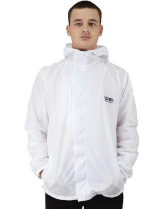 Jaqueta Grow Company Refletível Branco