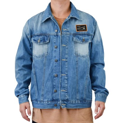 Jaqueta Unisex Billabong Virtue Jeans