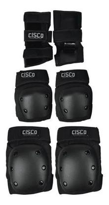 Kit de Proteção Cisco Preto