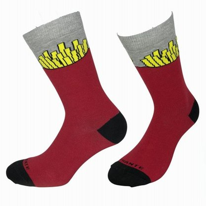 Meia Phante Socks Fun Chips