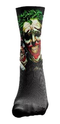 Meia Phante Socks Joker Preto
