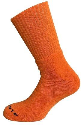 Meia Phante Socks Mono Orange Laranja