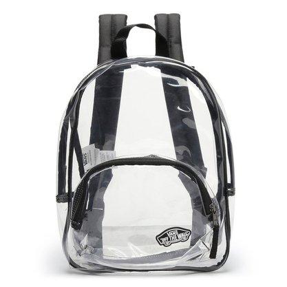 Mochila Vans Clearing Backpack Tranparente