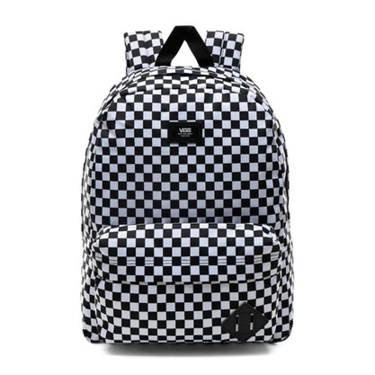 Mochila Vans Old Skool III Checkerboard Preto/Branco