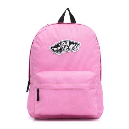 Mochila Vans Realm Rosa Pink