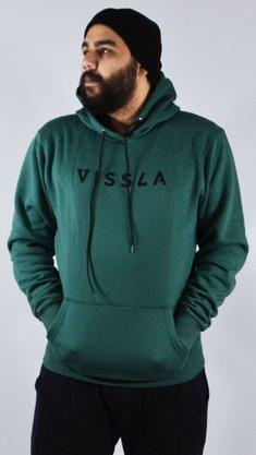 Moletom Canguru Vissla Foundation Verde