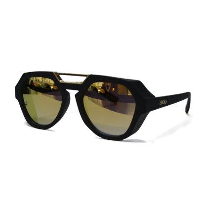 Óculos Evoke Avalanche WD01 Preto/Dourado