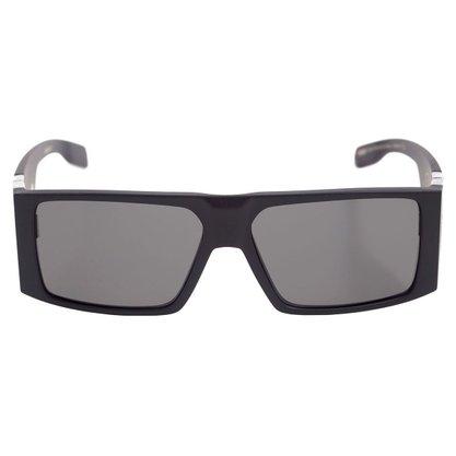 Óculos Evoke Bomber Black Matte/Gray Preto/Cinza