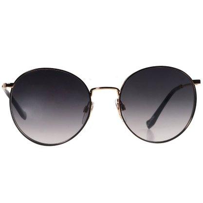 Óculos Evoke For You DS25 09A Preto/Dourado