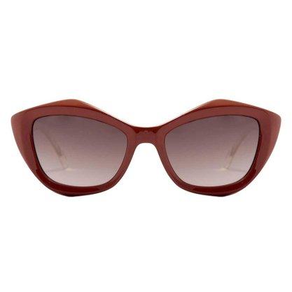 Óculos Evoke Lilli G01 Caramelo