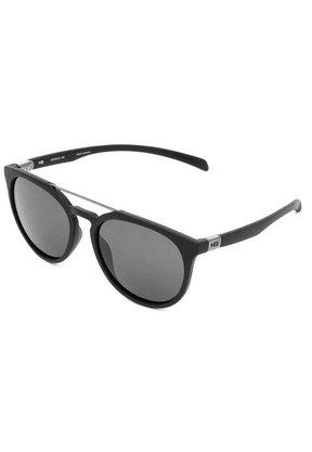 Óculos Hot Buttered Burnie Matte Preto/Cinza