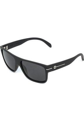 Óculos Hot Buttered Would Matte Preto/Azul