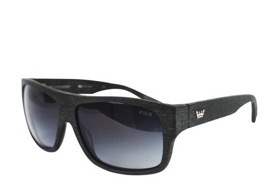 Óculos Vulk Eyewear A-side C13 Preto