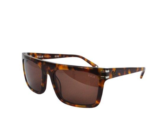 Óculos Vulk Eyewear Free Mind C3 Marrom