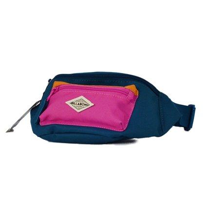 Pochete Zip It Mystic Azul