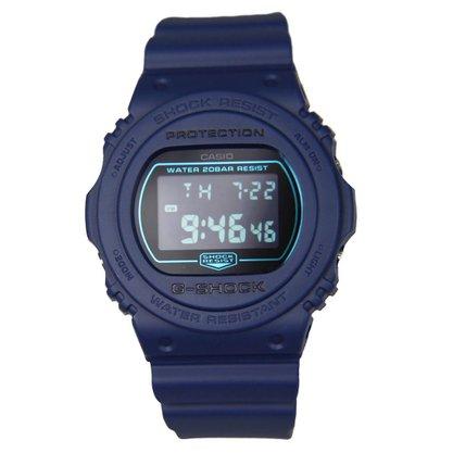 Relógio Casio Digital DW-5700BBM-2DR Azul