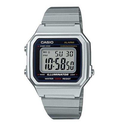 Relógio Casio Vintage B650WD-1ADF Prata