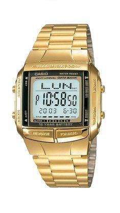 Relógio Casio Vintage DB-360G-9ADF Dourado