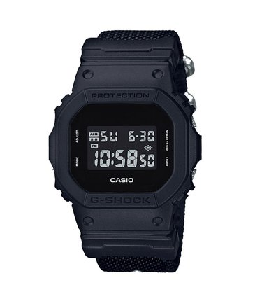Relógio G-shock DW-5600BBN-1DR Preto
