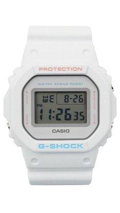 Relógio G-shock DW-5600SC-8DR Branco