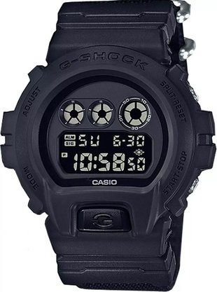 Relógio G-shock Masculino DW-6900BBN-1DR Preto