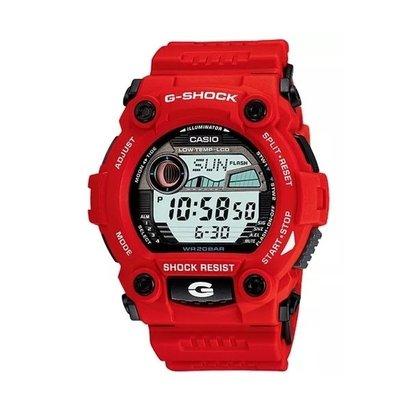 Relógio G-shock Masculino G-7900A-4DR Vermelho