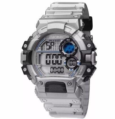 Relógio Masculino Mormaii Acqua Pro MO13613/8C Prata
