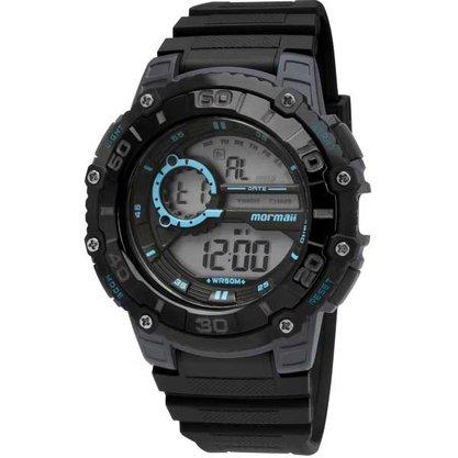 Relógio Mormaii Masculino Digital MO3260/8A Preto
