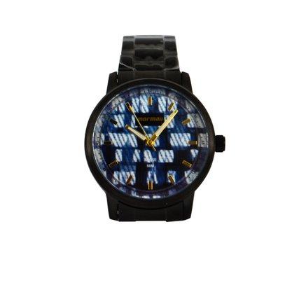 Relógio Mormaii Masculino Luau Preto