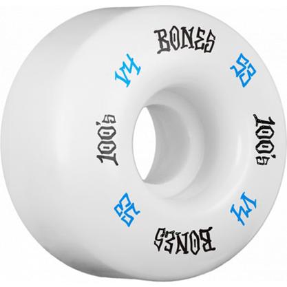 Roda Bones 100's Original Formula V4 53mm