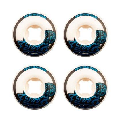 Roda OJ Elite 101A Branco/Azul