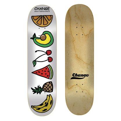 Shape Change Fruits Marfim 8.25 Branco