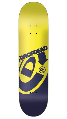 Shape Drop Dead Maple Logo Preto/Amarelo