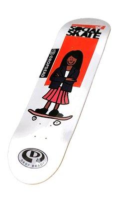 Shape Drop Dead Marfim P.S Girl Branco/Vermelho