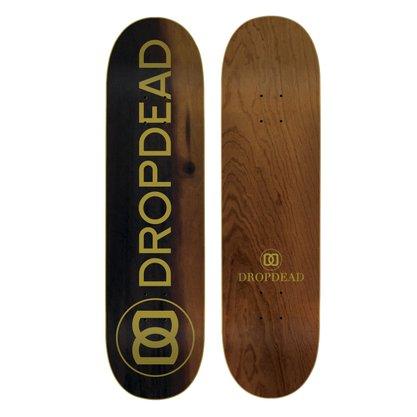 Shape Drop Dead Naked Series Marfim 7.75 Marrom