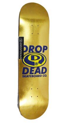Shape Drop Dead NK2 Foil Stacked Dourado