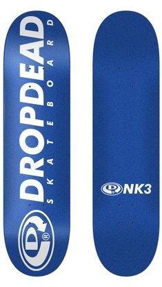 Shape Drop Dead NK3 Premium Knockout Futura 8.3 Azul Metalizado