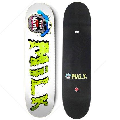 Shape Milk Monster Logo 8.5 Branco/Verde