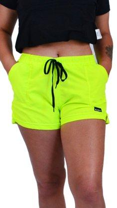 Short Blinca Dia Verde Neon