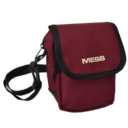 Shoulder Bag Mess Portal Bordô