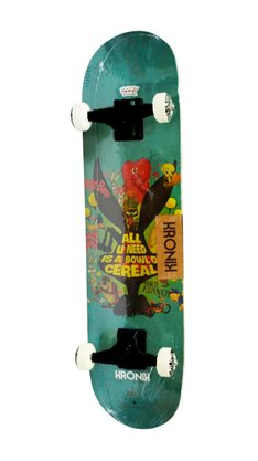 Skate Montado Kronik Bowl of Cereal