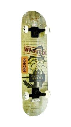 Skate Montado Kronik Coiote Busted