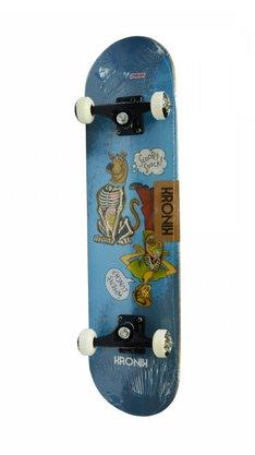 Skate Montado Kronik Scooby & Salsicha